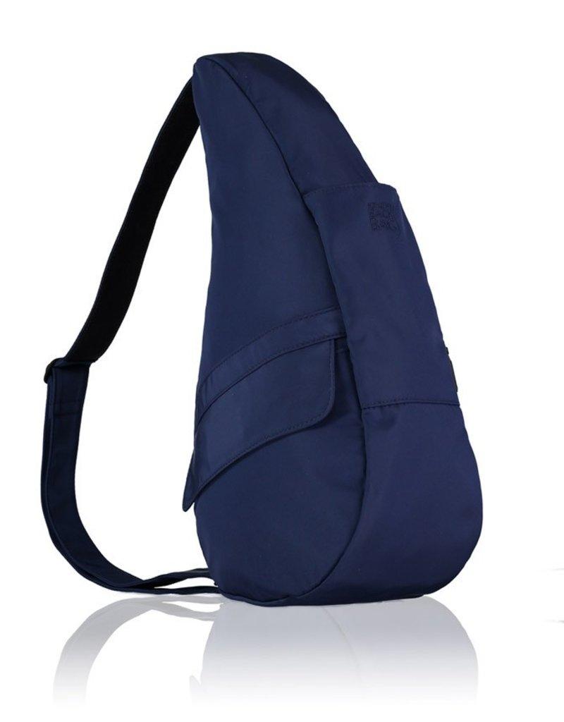 AMERIBAG 7103 MIDNIGHT BLUE SMALL MICROFIBER HEALTHY BACK BAG