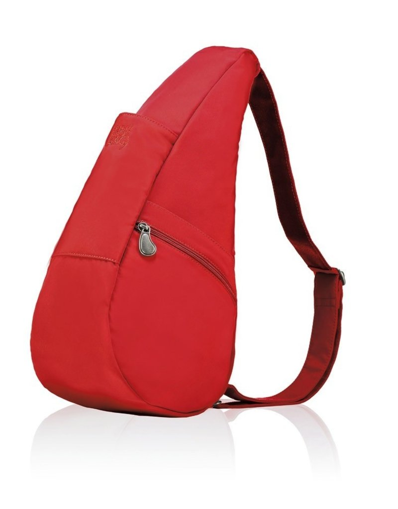 AMERIBAG 7102 EXTRA SMALL RED MICROFIBER HEALTHY BACK BAG