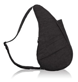 AMERIBAG AMERIBAG SMALL NYLON HEALTHY BACK BAG BLACK