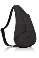 AMERIBAG 6103 BLACK SMALL NYLON HEALTHY BACK BAG