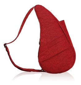 AMERIBAG AMERIBAG EXTRA SMALL NYLON HEALTHY BACK BAG CRIMSON