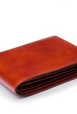 BOSCA 198-32RFID COGNAC LEATHER EXECUTIVE WALLET