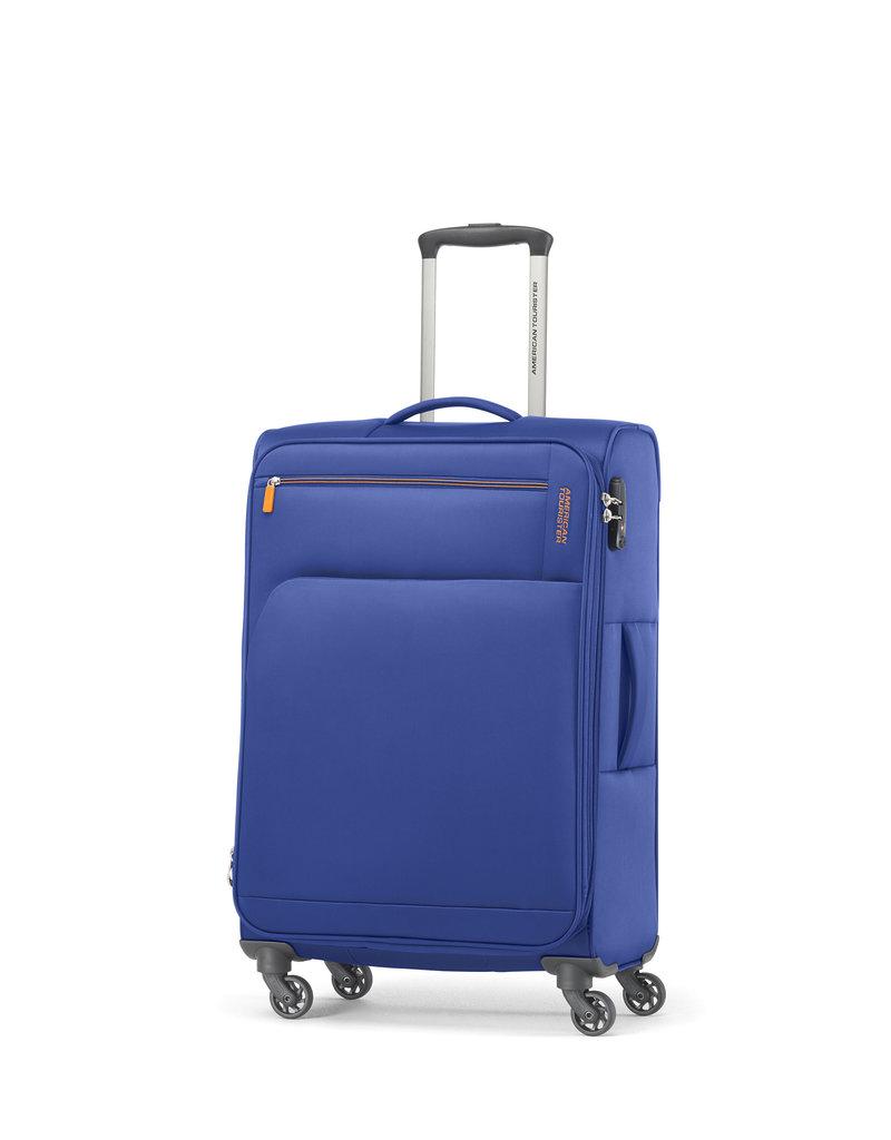 AMERICAN TOURISTER 1346074225 AMERICAN TOURISTER BAYVIEW NXT SPINNER MEDIUM BLUE