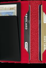 SECRID TWINWALLET RFID ORIGINAL RED LEATHER