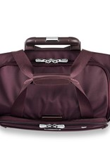 BRIGGS & RILEY U116-64 PLUM ROLLING CABIN BAG (TWO-WHEEL)