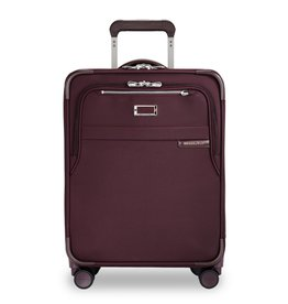 BRIGGS & RILEY LIMITED EDITION INTERNATIONAL CARRY-ON EXPANDABLE WIDE-BODY SPINNER