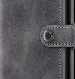 SECRID MINIWALLET RFID VINTAGE GREY BLACK