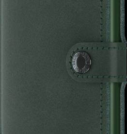SECRID MINIWALLET RFID ORIGINAL GREEN