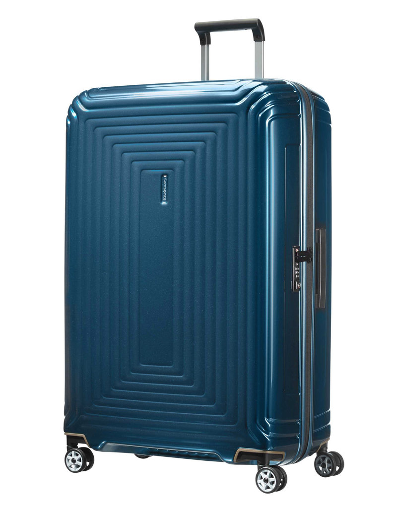 SAMSONITE 804251541 NEOPULSE LARGE SPINNER BLUE 30 #