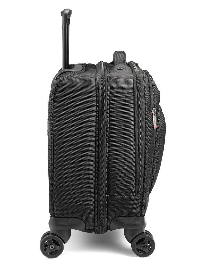SAMSONITE C1260 XENON ULTRA BUSINESS BAG ON WHEELS BLACK