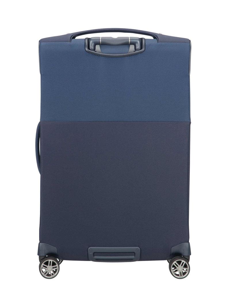 SAMSONITE 1066981247 BLUE SPINNER MEDIUM EXP B-LITE ICON