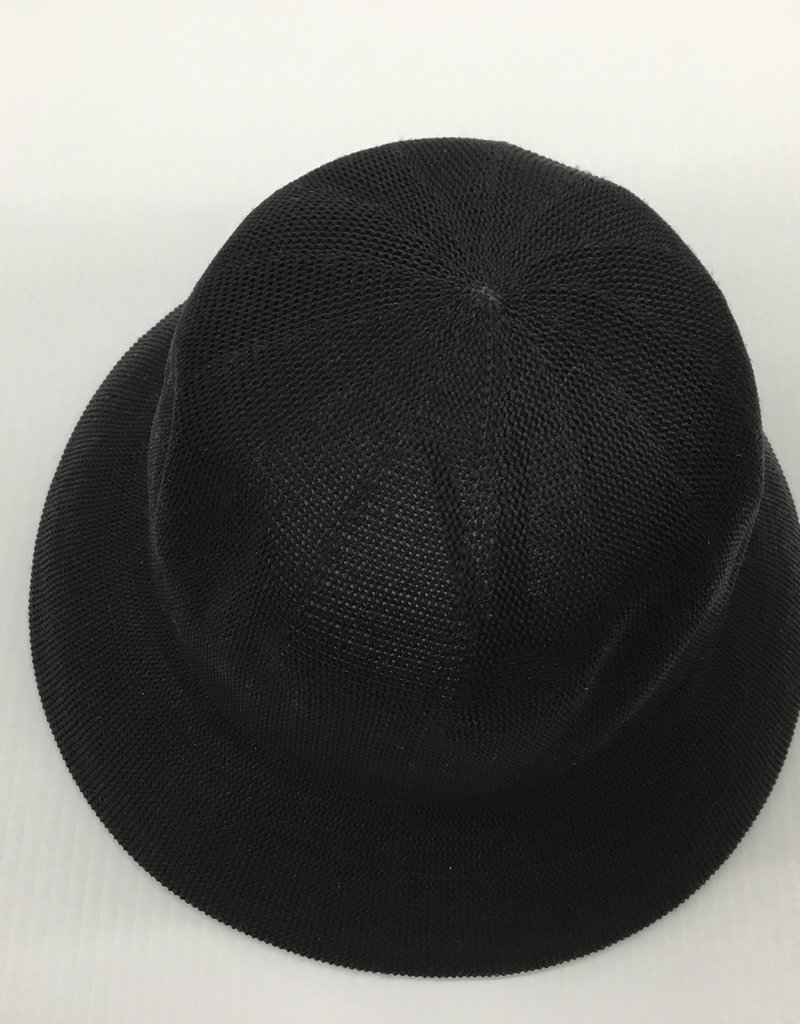 PARKHURST 17148 BLACK BERMUDA BUCKET  HAT