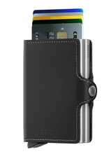 SECRID TWINWALLET RFID ORIGINAL BLACK LEATHER