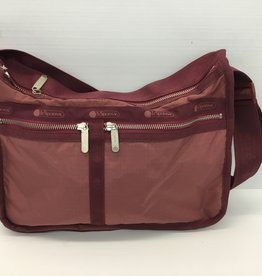 LESPORTSAC DELUXE EVERYDAY BAG HERITAGE RED