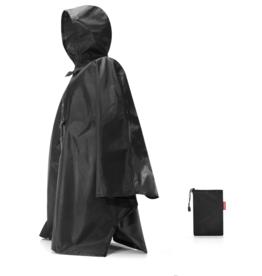 REISENTHEL MINI MAXI RAIN PONCHO IN BLACK