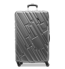 AMERICAN TOURISTER 116719 AMERICAN TOURISTER LARGE EXP HARDSIDED GREY