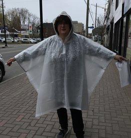 KNIRPS CLEAR ADULT RAIN PONCHO ORF006