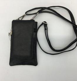 MC10 LEATHER SHOULDER BAG