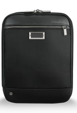 BRIGGS & RILEY KA410X-4 SMALL EXPANDABLE CROSS BODY BLACK