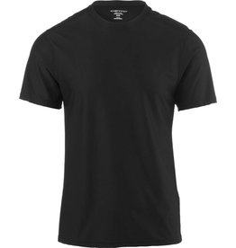 EXOFFICIO XXL BLACK ROUND NECK TEE