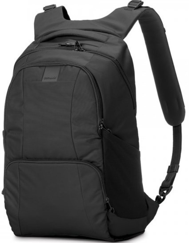 PACSAFE METROSAFE LS450 BLACK BACKPACK 30435100
