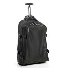 EPIC BLACK  CARRYON BACKPACK WITH WHEELS