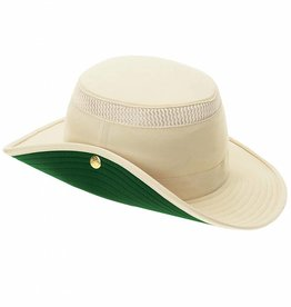 TILLEY NAT/GREEN 8 HAT