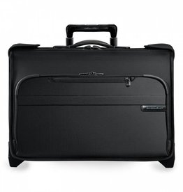 BRIGGS & RILEY BRIGGS AND RILEY BLACK CARRYON WHEELED GARMENT BAG