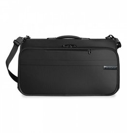 BRIGGS & RILEY BLACK COMPACT GARMENT BAG
