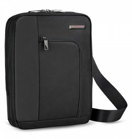 BRIGGS & RILEY BLACK LINK CROSSBODY