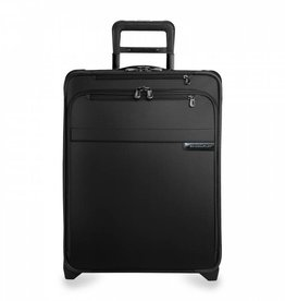 BRIGGS & RILEY BLACK INT'L CARRYON EXPANDABLE WIDE BODY UPRIGHT