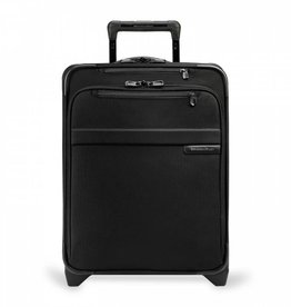 BRIGGS & RILEY BLACK COMMUTER EXPANDABLE UPRIGHT