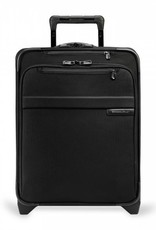 BRIGGS & RILEY U119CX-4 BLACK COMMUTER EXPANDABLE UPRIGHT