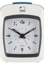 LEWIS N CLARK 2062 ALARM CLOCK ANALOG