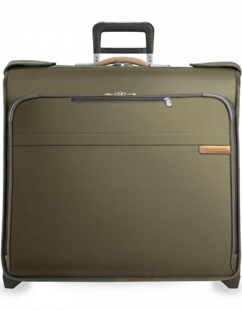 9c7a09a761cda U178-7 OLIVE WHEELED WARDROBE - Capital City Luggage