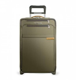 BRIGGS & RILEY OLIVE DOMESTIC U.S. CARRYON EXPANDABLE UPRIGHT