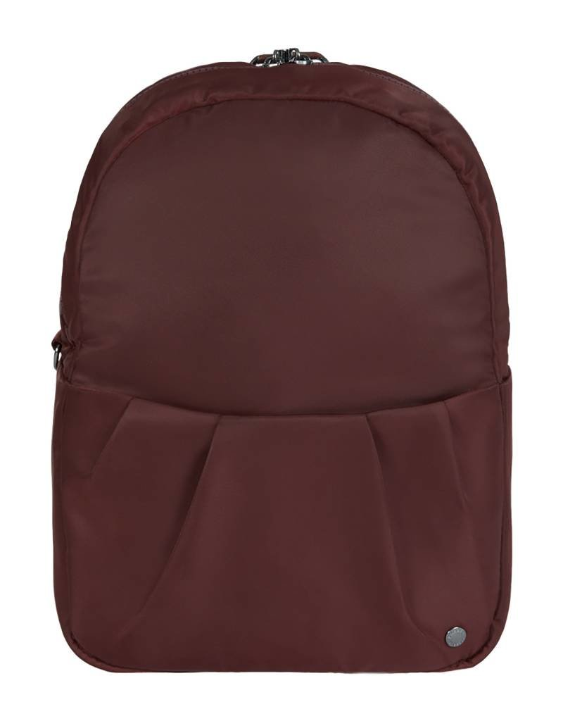 PACSAFE CITYSAFE CX ANTI THEFT CONVERTIBLE  BACKPACK MERLOT