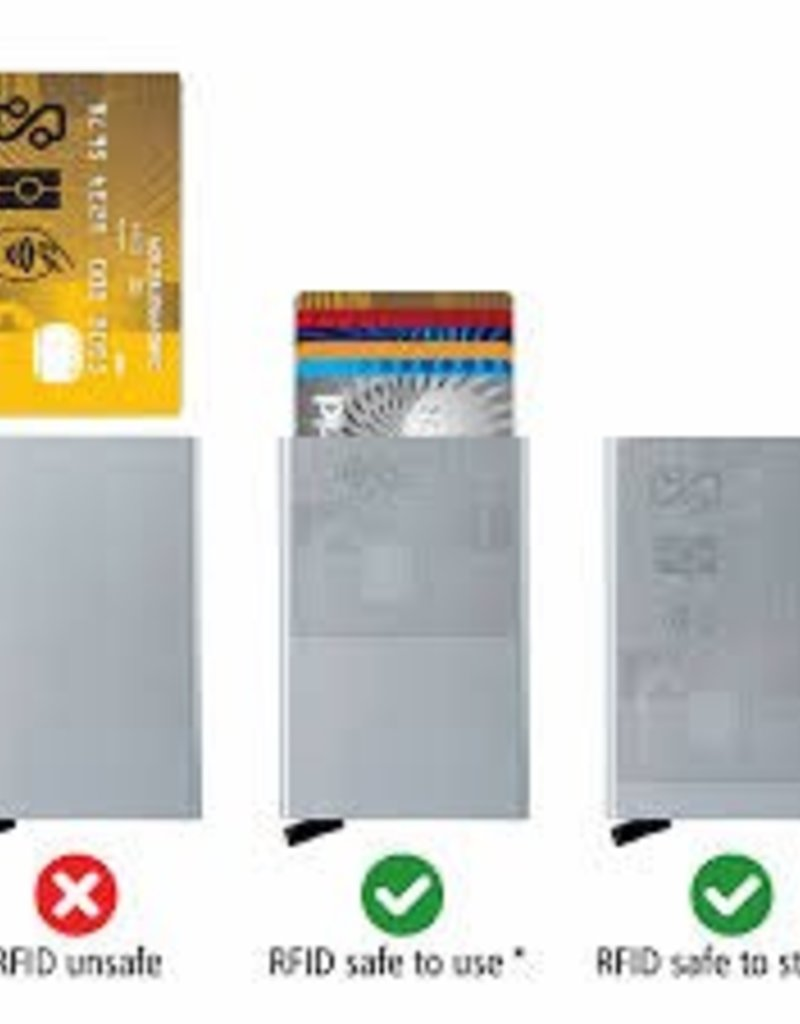 SECRID CARDPROTECTOR  RFID  RUST