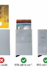 SECRID CARDPROTECTOR  RFID  RED METAL