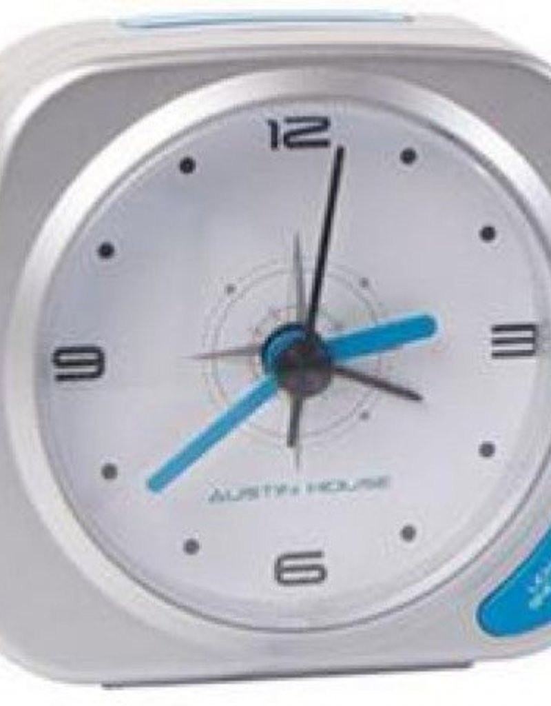 AUSTIN HOUSE AH19AC01 TRAVEL ALARM CLOCK