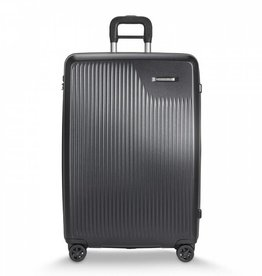 BRIGGS & RILEY BLACK MEDIUM EXPANDABLE SPINNER