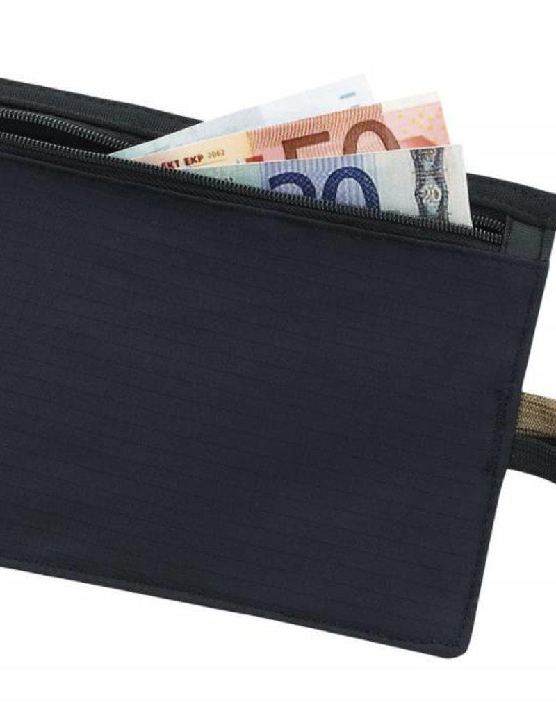 LEWIS N CLARK 1237 NATURAL RFID HIDDEN TRAVEL MONEY BELT