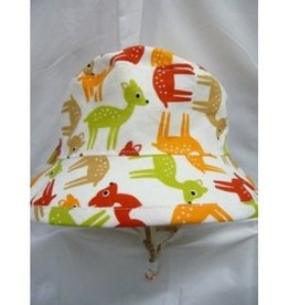 PUFFIN GEAR 24016 LARGE  HAT DEER ORANGE