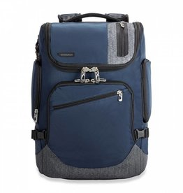 BRIGGS & RILEY BLUE EXCURSION BACKPACK