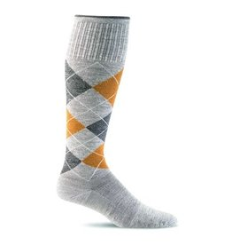 SOCKWELL MEDIUM/LARGEGREY