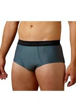 EXOFFICIO 12412173 EXTRA LARGE CHARCOAL GNG BRIEF