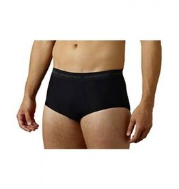 EXOFFICIO MEDIUM BLACK GNG BRIEF