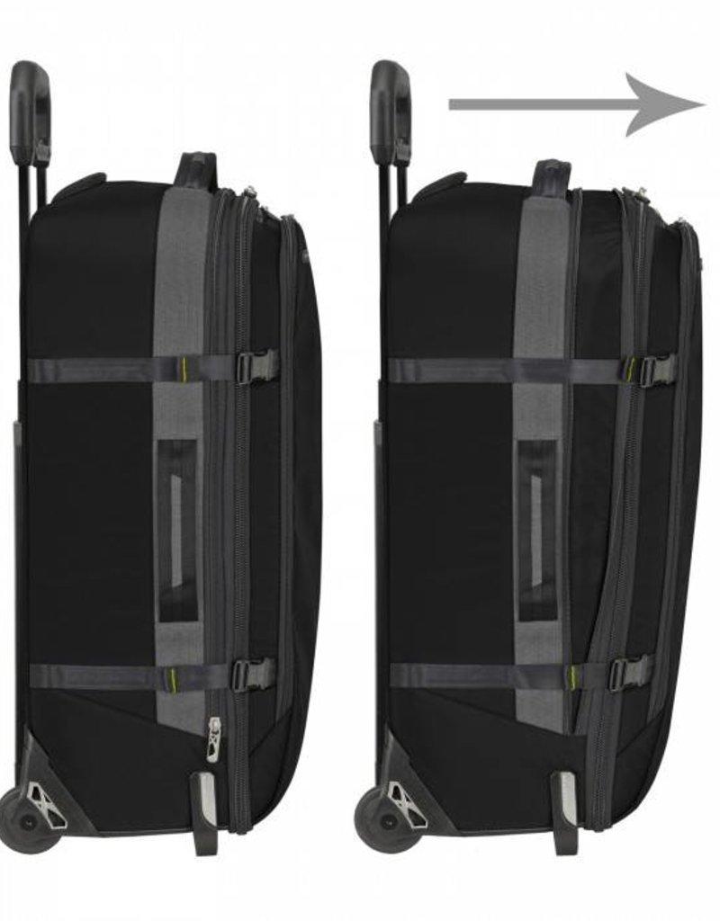 BRIGGS & RILEY BU222X-4 BLACK CARRYON EXPLORE DOMESTIC EXP UPRIGHT