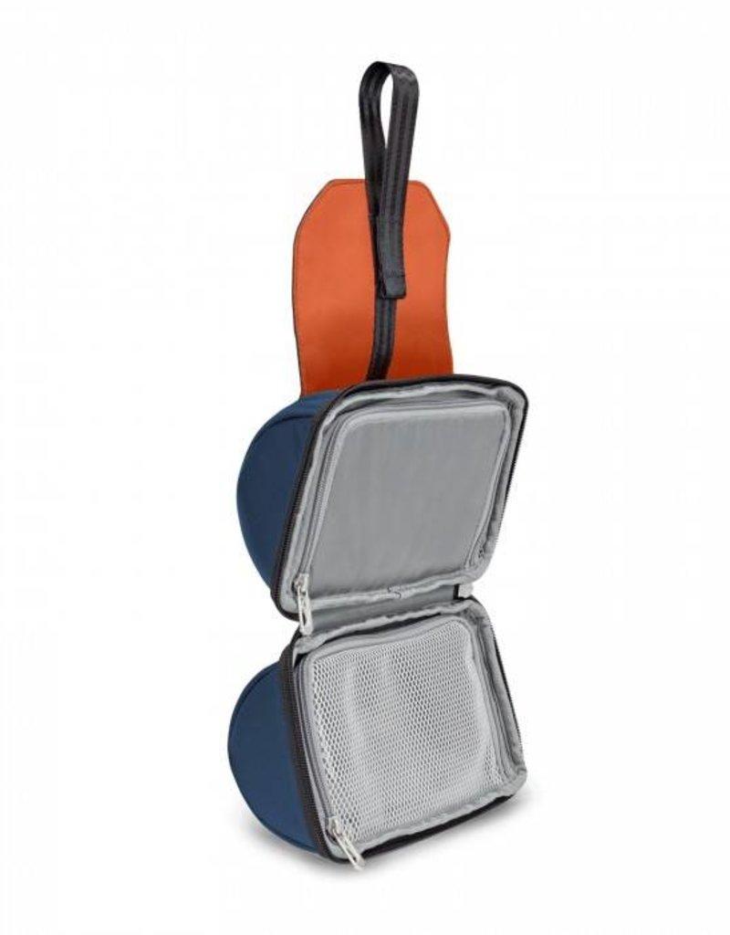 BRIGGS & RILEY BT201-44 BLUE EXPRESS TOILETRY BAG