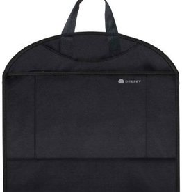 DELSEY BLACK GARMENT BAG